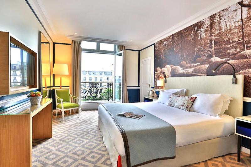 Fraser Suites Le Claridge Champs-Elysées-designrulz (2)