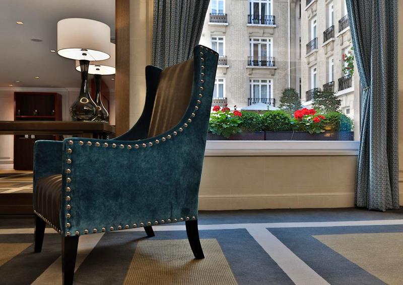 Fraser Suites Le Claridge Champs-Elysées-designrulz (3)