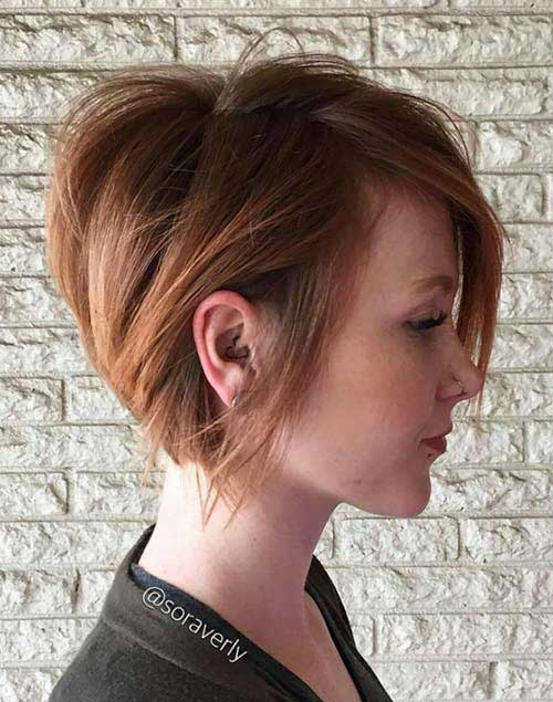 20 Nice Hair Color For Short Hair Decor10 Blog