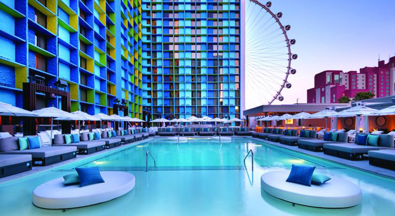 The LINQ Hotel and Casino (2)
