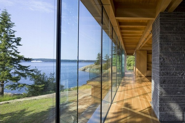 inspiring apartment house with panorama