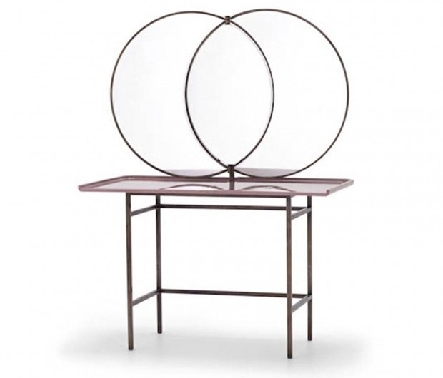 Luxury Dressing Tables to Improve the Bedroom Design Luxury Dressing Tables Luxury Dressing Tables to Improve the Bedroom Design Room Decor Ideas Luxury Dressing Tables to Improve the Bedroom Design Olympia Dressing Table by Nika Zupanc e1460548127408
