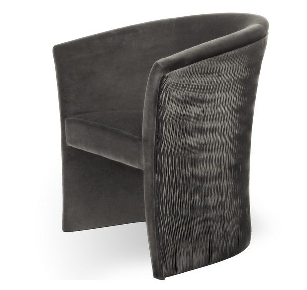 Stylish Accent Chairs in Grey to Use on Fall Living Rooms stylish accent chairs in grey Stylish Accent Chairs in Grey to Use on Fall Living Rooms Room Decor Ideas Stylish Accent Chairs in Grey to Use on Fall Living Rooms Luxury Interior Design Luxury Homes Enigma Chair by KOKET e1464619474845