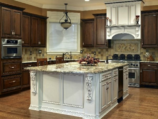 Super artwork plate of natural stone for kitchen