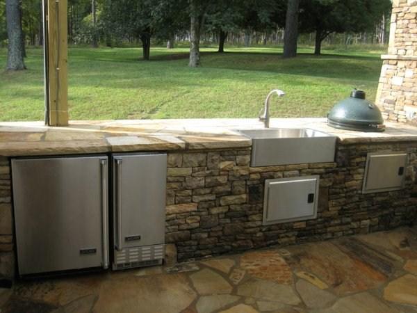 kitchen countertop granite