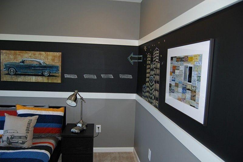 Creative Bedrooms with Chalkboards-DESIGNRULZ (23)