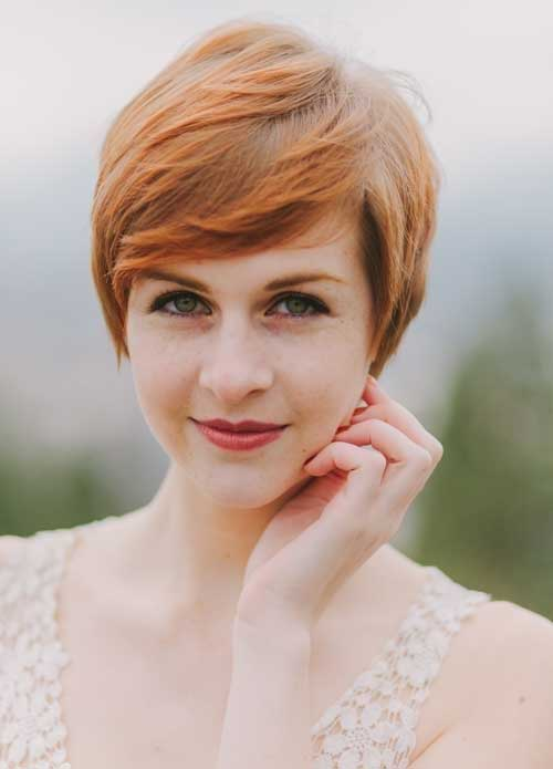 Short Hair Colours-18