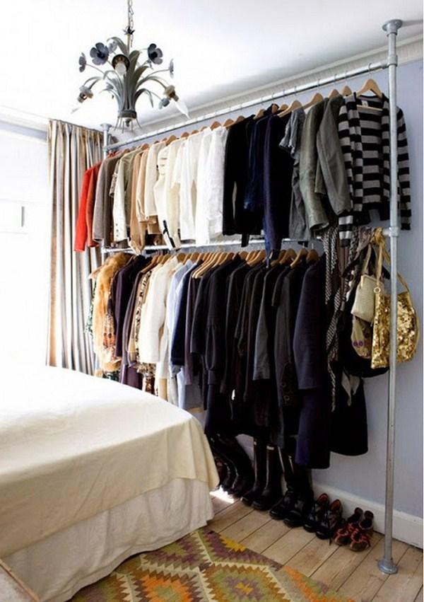 build wardrobe itself