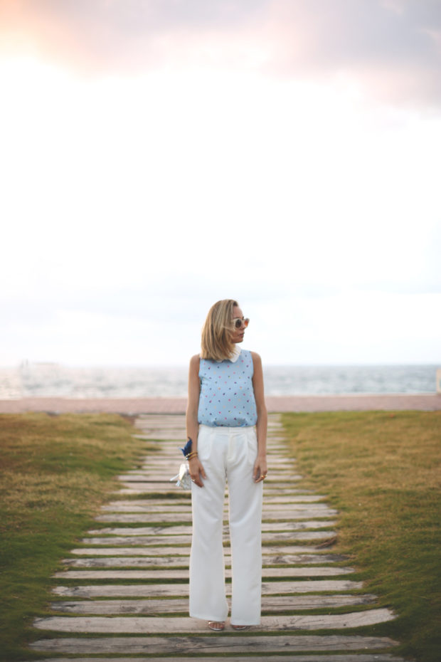 Dots and Spots: 15 Cute Summer Outfit Ideas (Part 3)