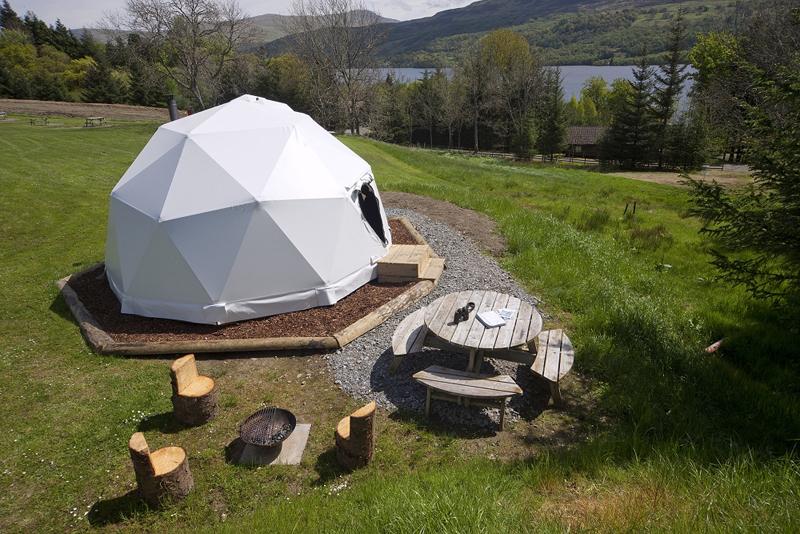 Glamping Domes (8)