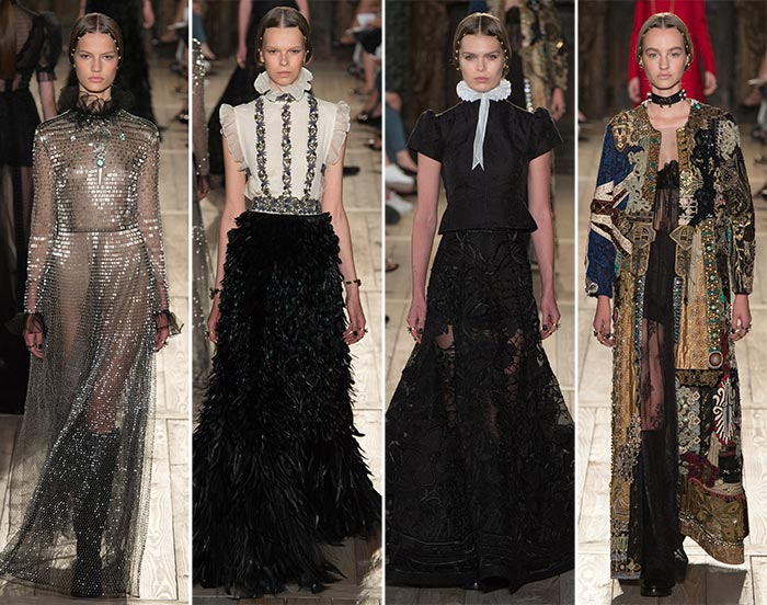 Valentino Couture Fall/ Winter 2016-2017 Collection