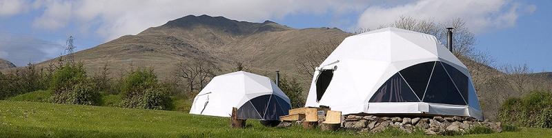 Glamping Domes (3)