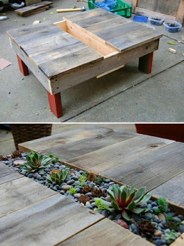 Build coffee table itself tips and useful suggestions