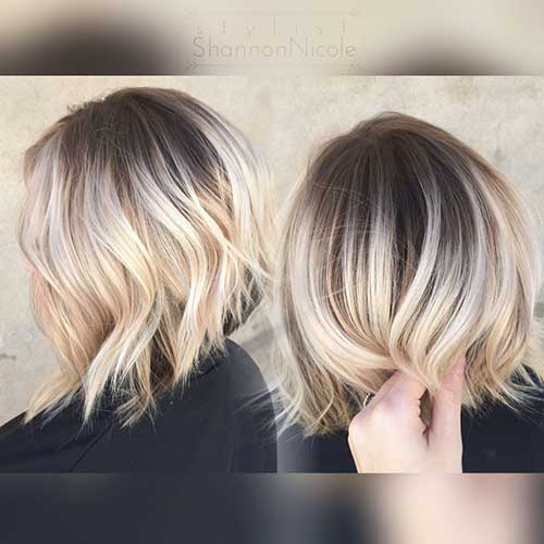 Trends 2017 hairstyles - Ladies Most Preffered Blonde Short Hair Ideas For 2016