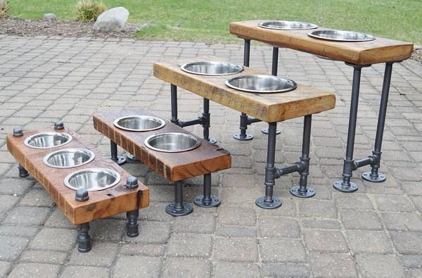 Dog Bowl build seöber