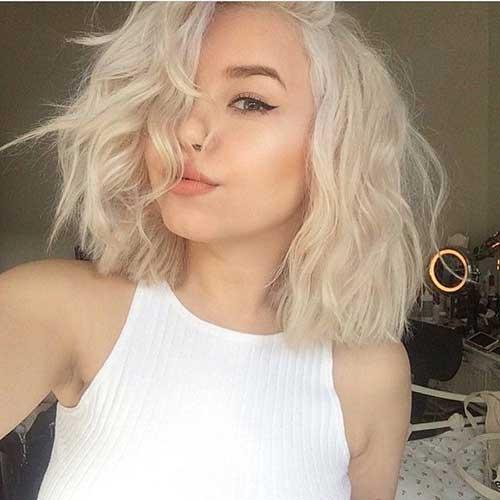 Blonde Short Hairstyles-13