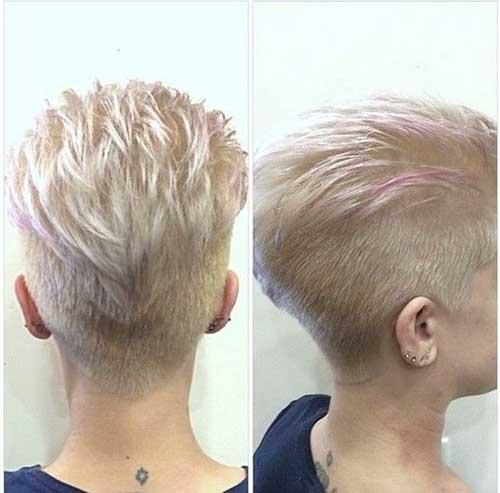 Blonde Short Hairstyles-15