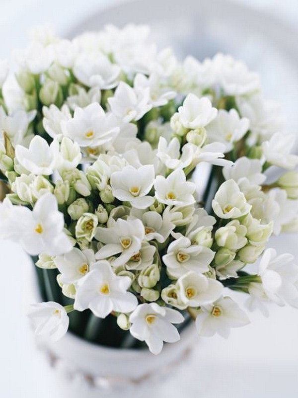 white-table-decoration