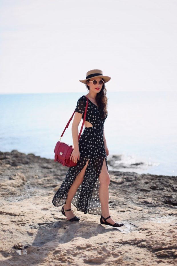 Dots and Spots: 15 Cute Summer Outfit Ideas (Part 1)