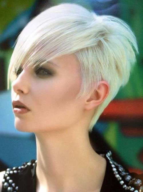 Short Hair Colours-7