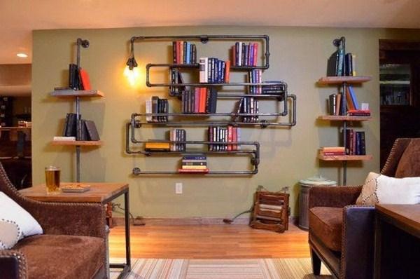 build wall shelf itself