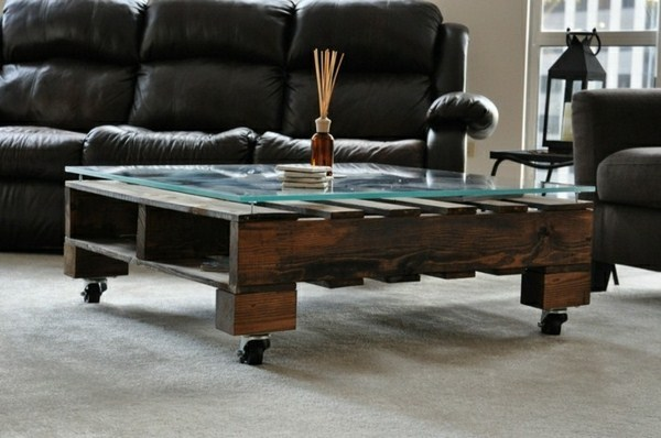 Coffee table build your own area for indoor or outdoor