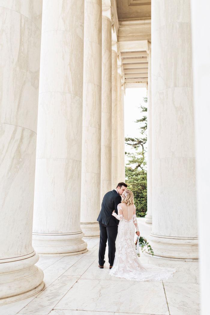 jefferson-memorial-patriotic-american-wedding-vintage-inspiration12