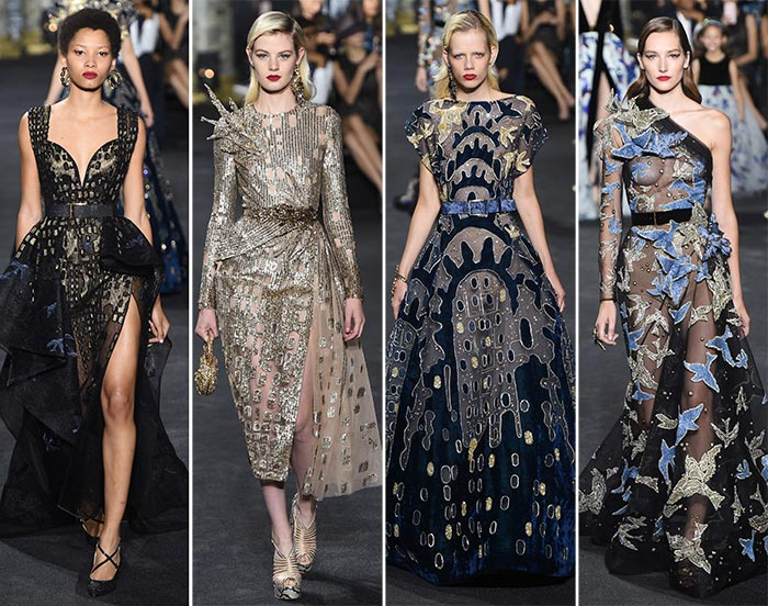 Elie Saab Couture Fall/ Winter 2016-2017 Collection