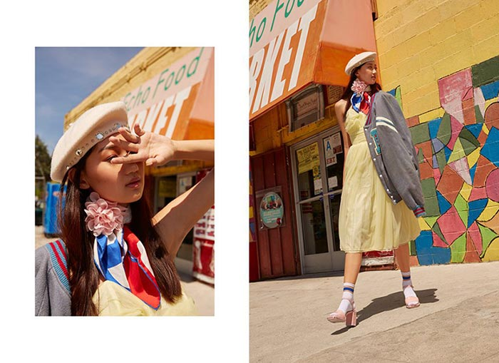 Nasty Gal Summer 2016 Vintage Fashion Line