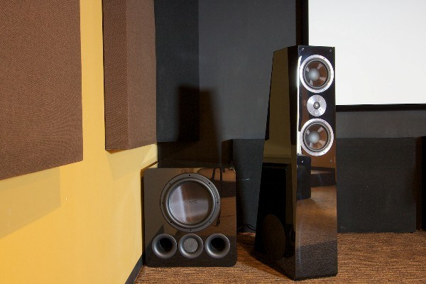 ciudaris test sound speakers