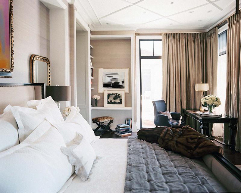 Bedroom Office Inspiration Decor10 Blog