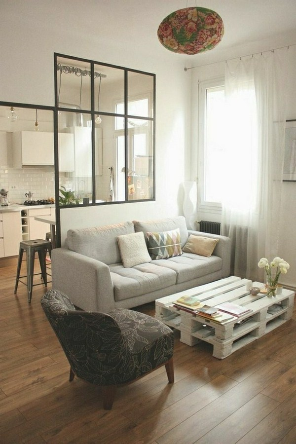 vintage design living room and kitchen coffee table itself build pallets ideas