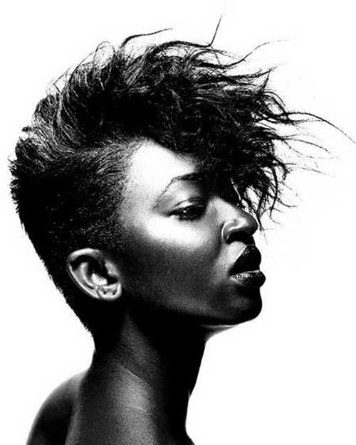 Short Hairstyles for Black Women 2016-14