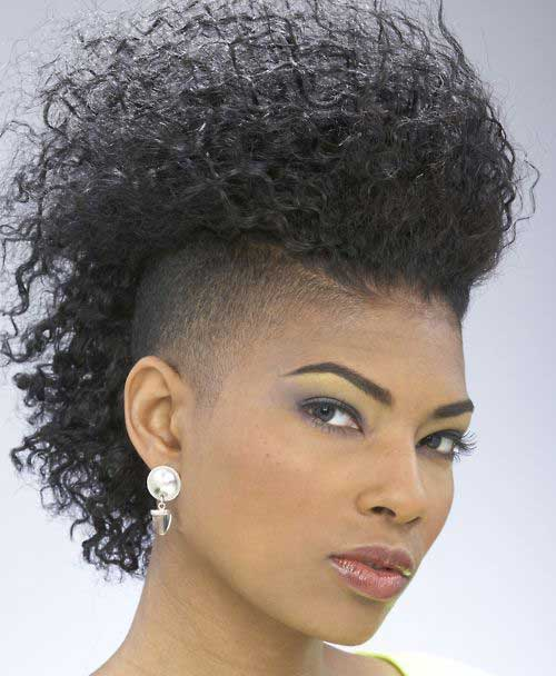 Short Hairstyles for Black Women 2016-15