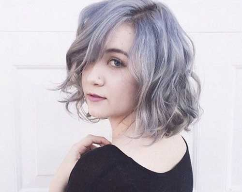 Short Hair Colours-9