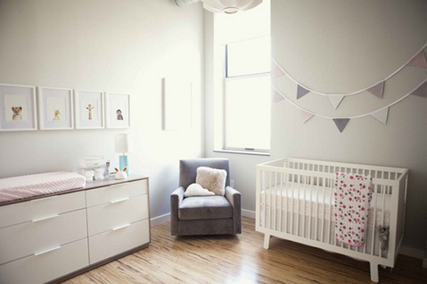 tips to decorate the baby's room 1