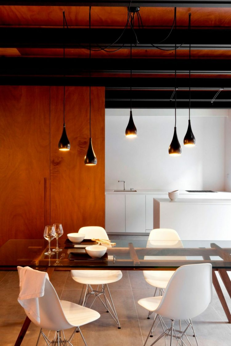 Large-format-dining-table-glass-modern-chairs-white