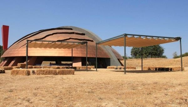 Sunscreen metal Pergola patio roof frame