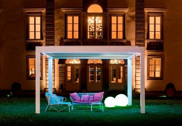 Sunscreen roof LED modern ideas