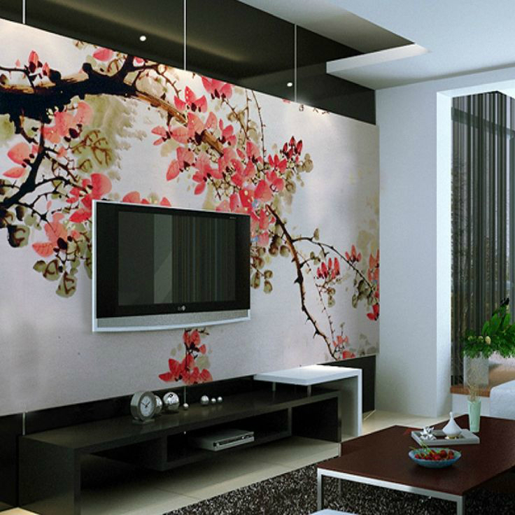 Wood Panel Wall Behind Tv: 40 TV Wall Decor Ideas