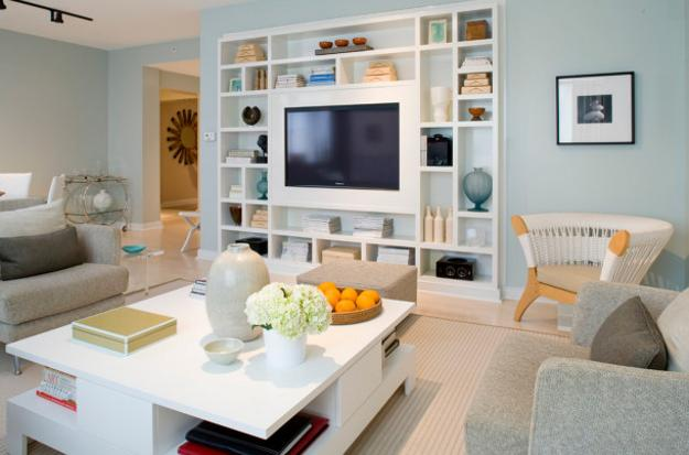 Furniture Placement Ideas According To TV Sizes