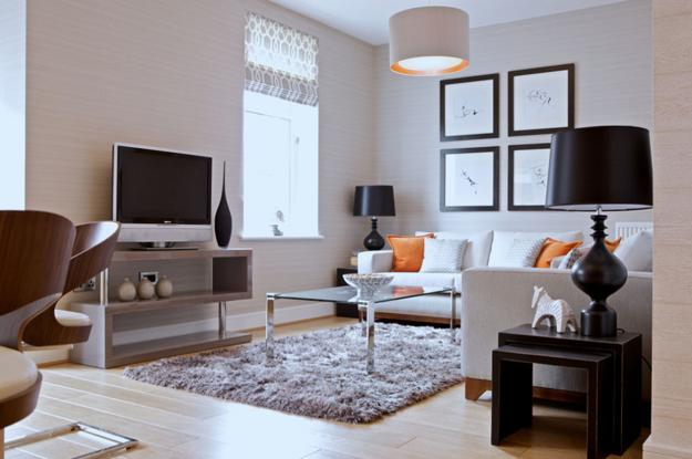 Tv And Furniture Placement Ideas For Functional And Modern Living Room Designs Decor10 Blog