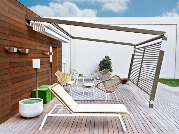 Modern Patio Roof Outdoor Goods