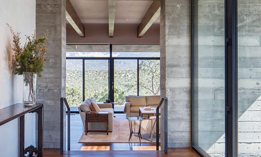 Interior designers usa top interior designers the gettys for New mexico home designs