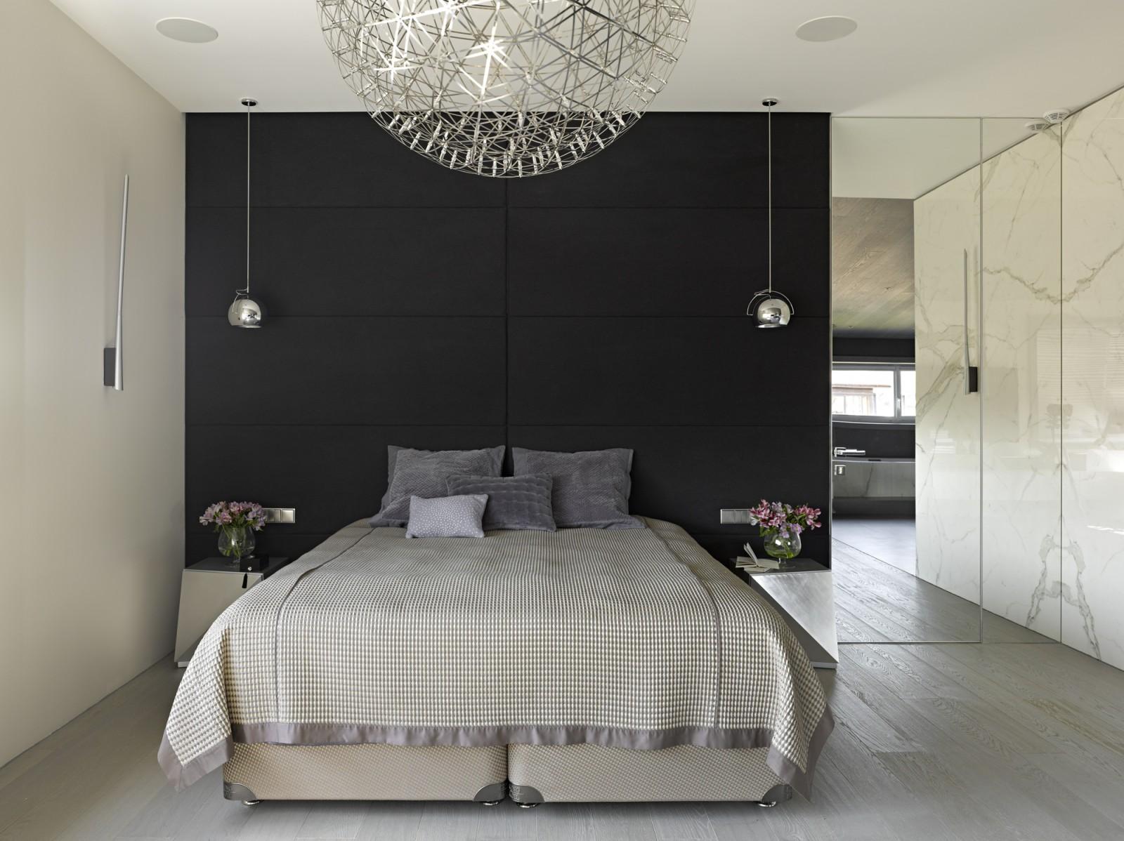 Lovely small bedroom ideas from Alexandra Fedorova