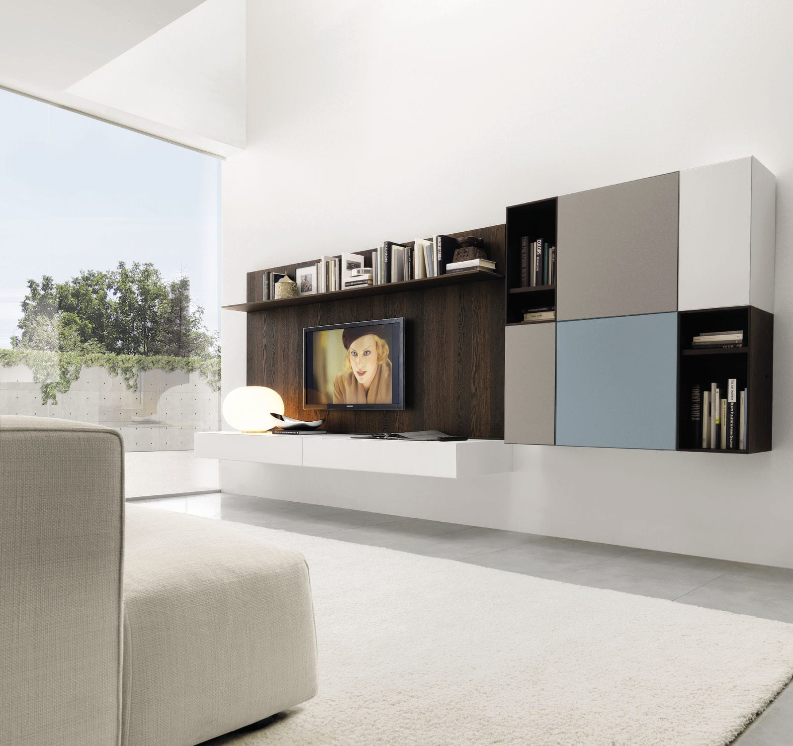 New tv wall unit models and ideas decor10 blog for Latest wall unit