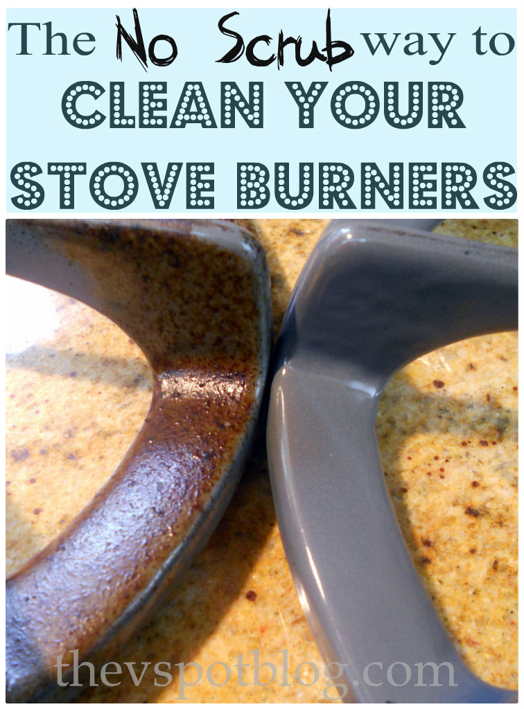 Clean The Grates Of Your Stove Burners With Ammonia
