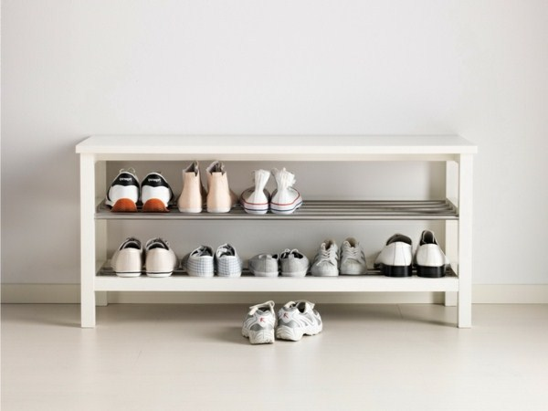 Corridor design shoe storage ideas shoe cabinet shoe benches white
