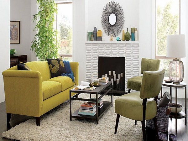 Living ideas with A super features yellow