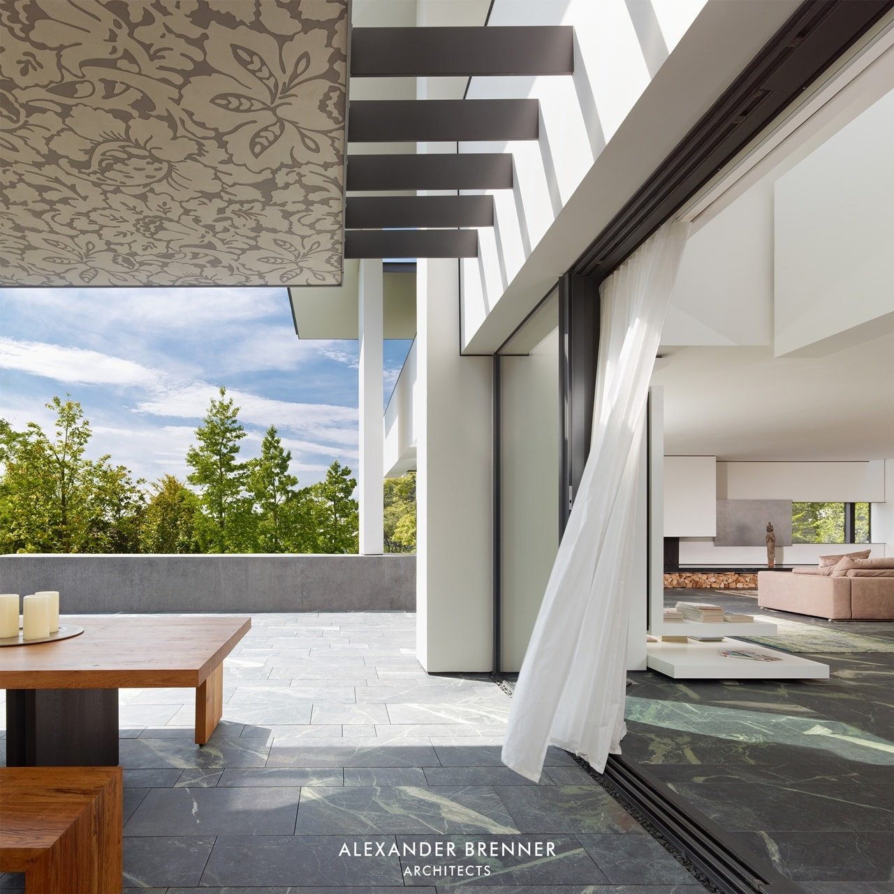 Modern Villa Design - Incredible SU House by Alexander Brenner featured on Architecture Beast 06
